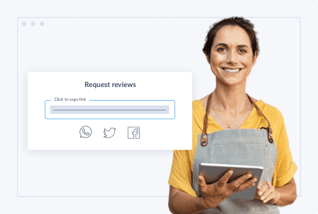 automatic feedback and reviews using setmore