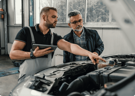 Mecanismo que explica os detalhes a um cliente