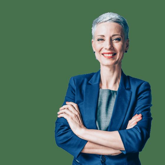 Uma senhora profissional jurídica