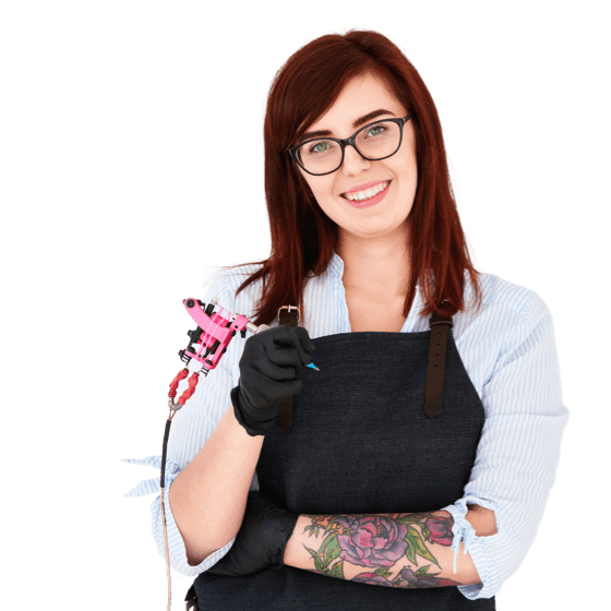 Setmore tattoo artist appointment page